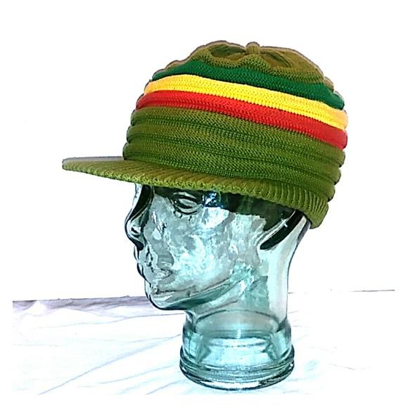 Vintage Accessories - Vintage knitted cap